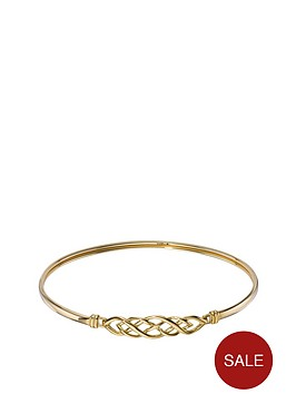 love-gold-9-carat-yellow-gold-celtic-bangle
