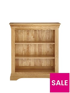 luxe-collection-constance-oak-ready-assembled-bookcase