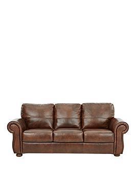cassina-3-seater-italian-leather-sofa