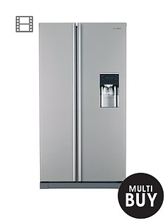 samsung-rsa1rtmg1xeu-american-style-frost-free-fridge-freezer-with-non-plumbed-water-dispensernbsp--greynbsp