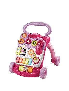 vtech-baby-first-steps-baby-walker-pink