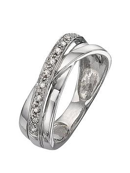 love-diamond-9-carat-white-gold-8-point-diamond-crossover-band-ring