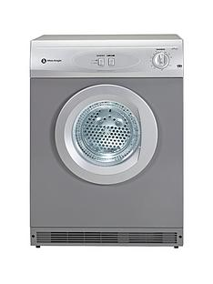 white-knight-c44a7s-7kg-load-vented-dryer-silver