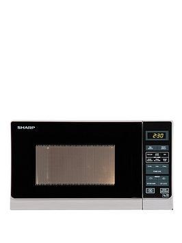 sharp-r272slm-solo-800-watt-microwave-silver