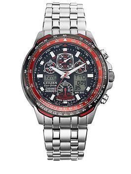 citizen-eco-drive-red-arrows-skyhawk-at-titanium-radio-controlled-multi-function-bracelet-mens-watch