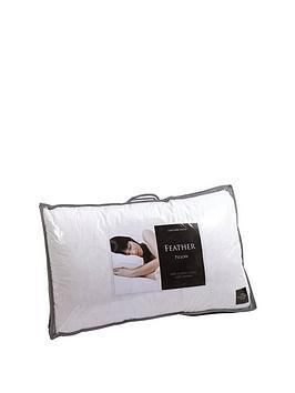 cascade-home-all-natural-duck-feather-pillows-pair