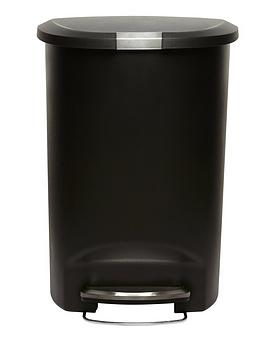 simplehuman-50-litre-semi-round-step-can