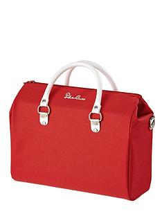 silver-cross-dolls-pram-bag-poppy-red