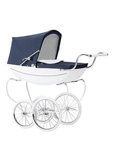 silver-cross-oberon-dolls-pram-white