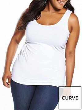 v-by-very-curve-longline-vests-2-pack