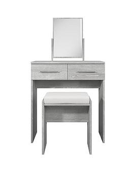 home-essentials--nbspprague-dressing-table-stool-and-mirror-set