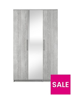 home-essentials--nbspprague-3-door-mirrored-wardrobe