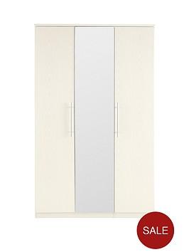 prague-3-door-mirrored-wardrobe