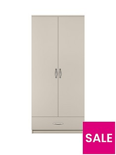home-essentials--nbspperu-2-door-1-drawer-wardrobe