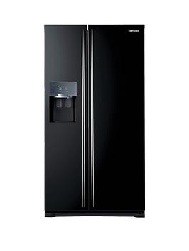 samsung-rs7567bhcbceu-frost-free-american-style-fridge-freezer-with-twin-cooling-plustrade-system-blackbr-5-year-samsung-parts-and-labour-warranty