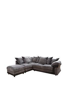 academy-left-hand-single-arm-corner-group-sofa-plus-footstool