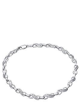 love-diamond-sterling-silver-10-point-diamond-twist-bracelet
