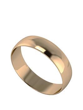 love-gold-10-carat-yellow-gold-d-shape-wedding-band-5-mm