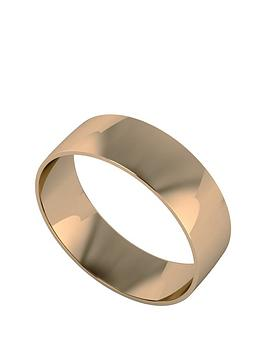 love-gold-9-carat-yellow-gold-court-wedding-band-6-mm