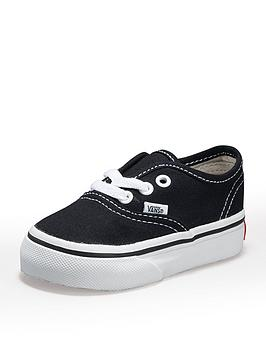 vans-authentic-toddler-trainers