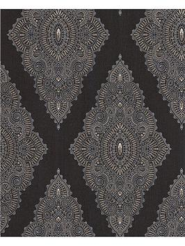 julien-macdonald-jewel-wallpaper-blackgold
