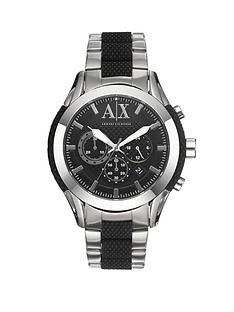 armani-exchange-chrono-steel-and-black-mens-watch