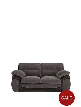 lyla-fabric-and-faux-leather-2-seater-sofa