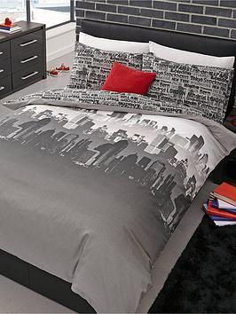 catherine-lansfield-cityscape-easy-care-duvet-cover-set