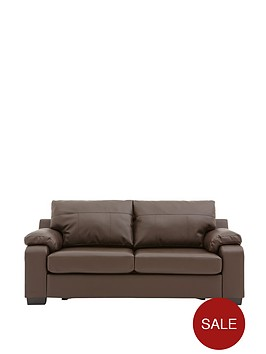dino-faux-leather-compact-sofa-bed
