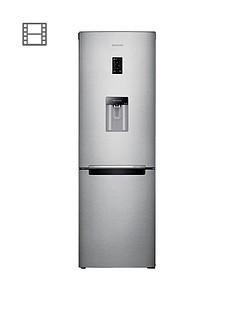 samsung-rb31fdrndsaeu-60cm-wide-frost-free-fridge-freezer-with-digital-inverter-technology-silver