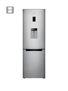 samsung-rb31fdrndsaeu-60cmnbspwide-frost-free-fridge-freezer-with-digital-inverter-technology-and-5-year-samsung-parts-and-labour-warranty-silver