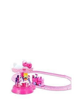 hello-kitty-vellutata-fun-fair-carousel-and-train