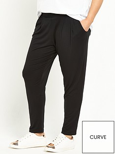 v-by-very-curve-value-jersey-peg-trousers-black