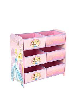 disney-princess-6-bin-storage-unit