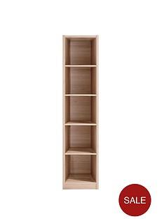 metro-tall-half-width-extra-deep-bookcase