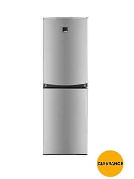 zanussi-zrb35315xa-60cm-frost-free-fridge-freezer-stainless-steel