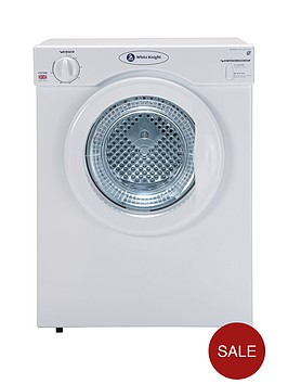white-knight-c37aw-3kg-load-compact-vented-dryer-white