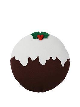 christmas-pudding-cushion