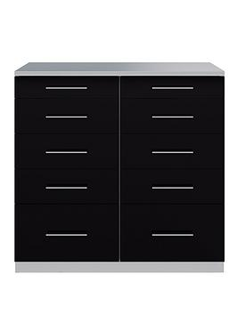 cologne-gloss-5-5-drawer-chest