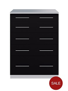 cologne-gloss-5-drawer-chest-of-drawers