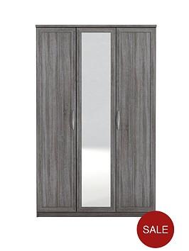 texas-3-door-mirrored-wardrobe