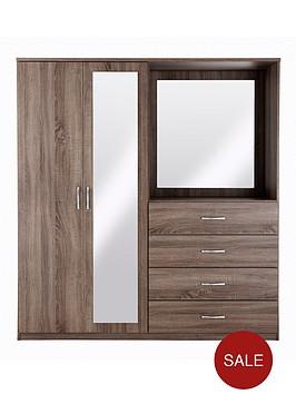 portland-2-door-4-drawer-combi-wardrobe