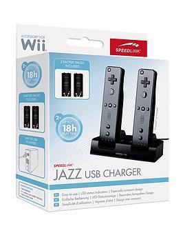 nintendo-speedlink-jazz-usb-charger-for-nintendo-wii-uwii