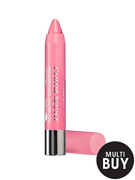 bourjois-colour-boost-lipstick-peach-on-the-beach-amp-free-bourjois-cosmetic-bag