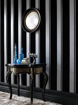 laurence-llewelyn-bowen-flock-star-wallpaper-blackgrey