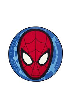spiderman-spiderman-ultimate-city-shaped-rug