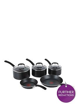 tefal-5-piece-ptfe-induction-pan-set-black