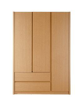 alexander-3-door-2-drawer-wardrobe