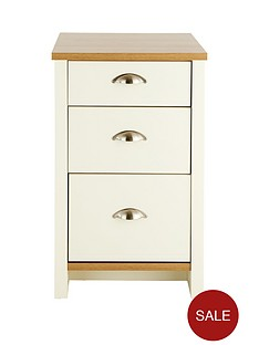 consort-tivoli-ready-assembled-3-drawer-graduated-bedside-chest-10-day-express-delivery