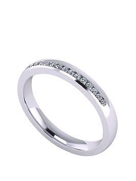 moissanite-platinum-15-points-set-wedding-band-free-personalisation